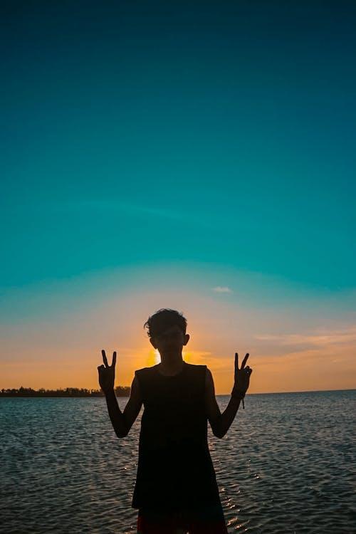 Foto d'estoc gratuïta de alba, bgstrkj, bonic capvespre, bonica indonèsia