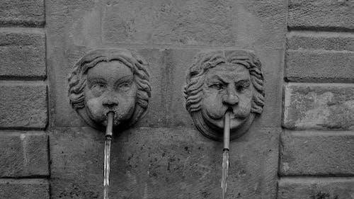 Photos gratuites de fontaine, fontaine française