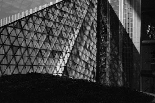 Darmowe zdjęcie z galerii z abstrakcyjne zdjęcie, abstrakcyjny, architektura, bnw