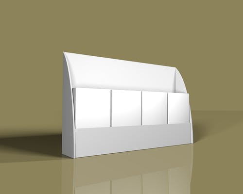 Free stock photo of 3d model, 3d rendering, display window
