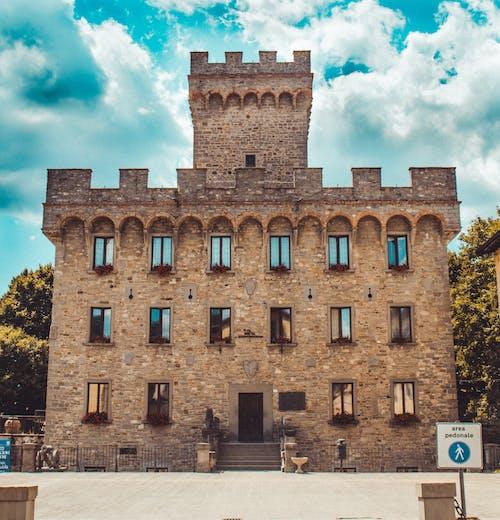Imagine de stoc gratuită din antichitate, borgo, castel, impresionant