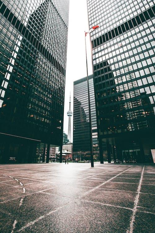 açık hava, bakış açısı, bina cephesi