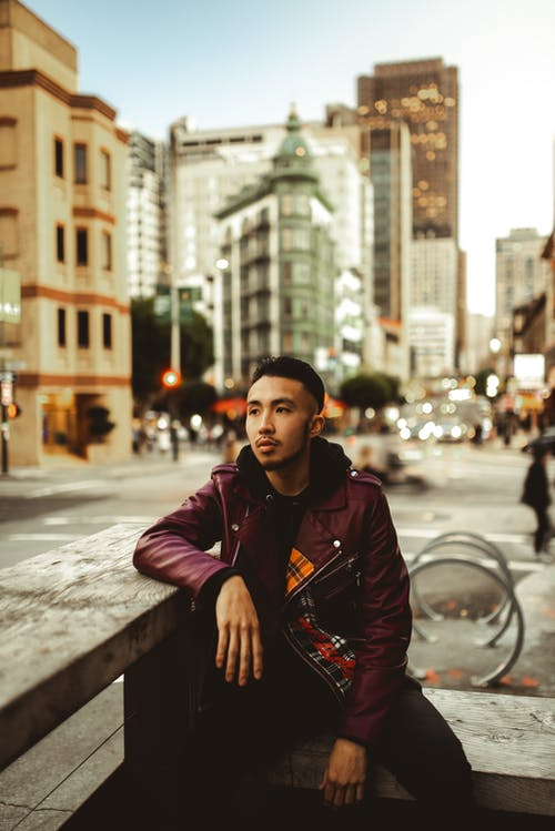 人, 傷心, 光, 城市 的 免費圖庫相片