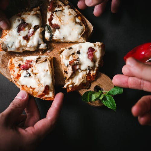 Fotobanka sbezplatnými fotkami na tému chutný, jedlo, pizza, slabosť