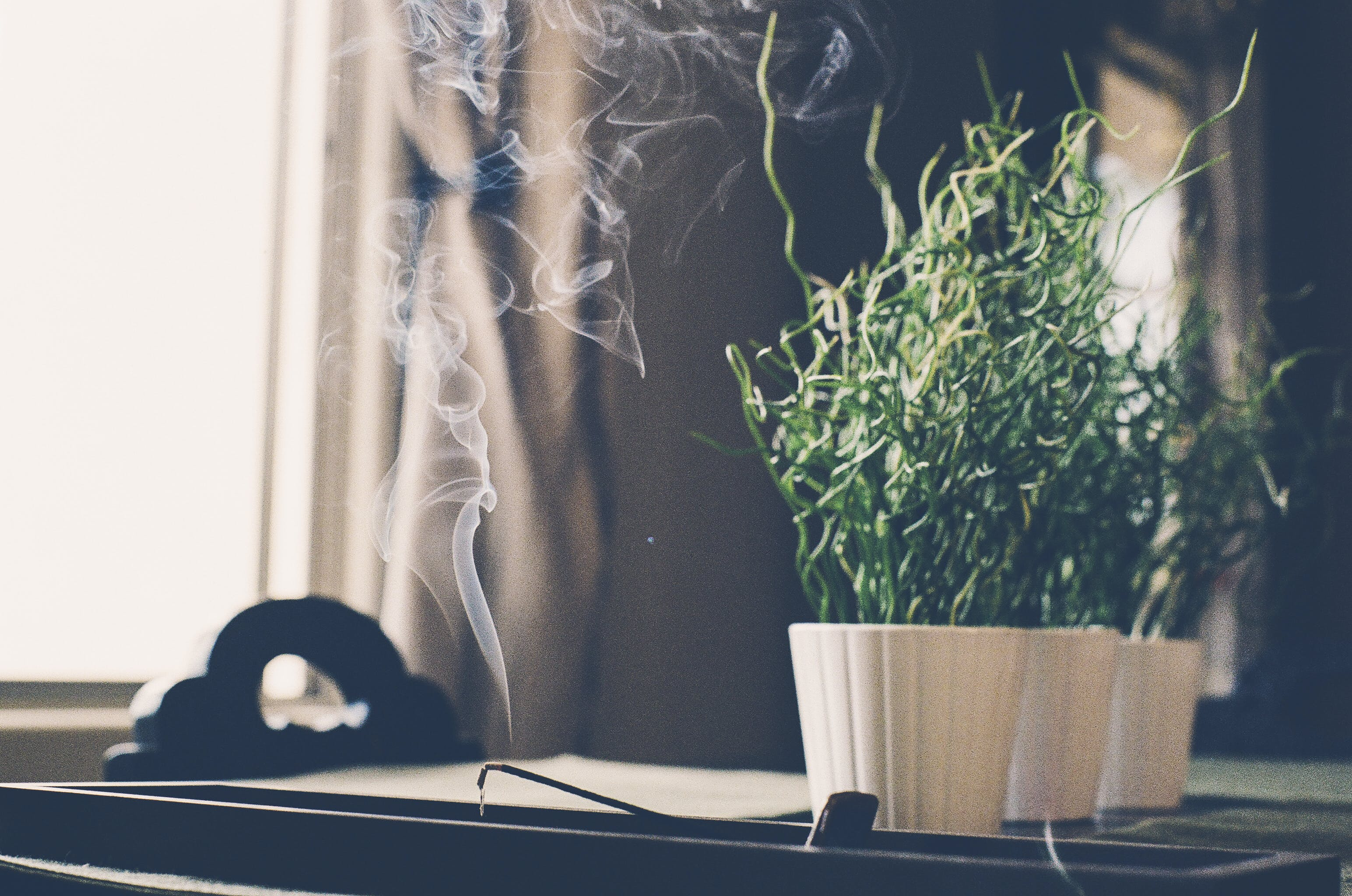 Free stock photo of smoke, incense
