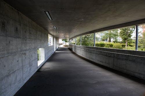 Immagine gratuita di architettura, architettura del paesaggio, cemento, che esegue