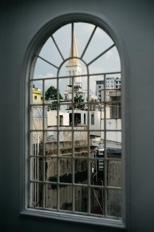 Bogenglasfenster