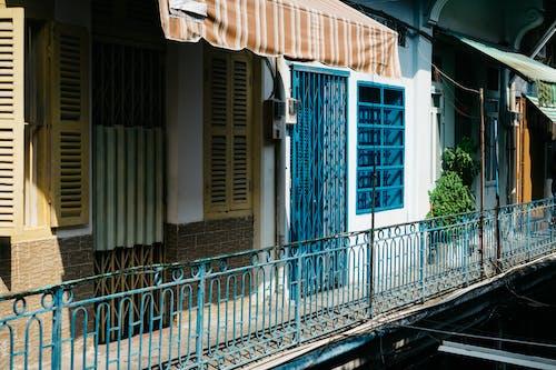 Kostenloses Stock Foto zu balkon, städtisch, urban, vietnam