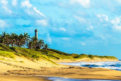 Kostnadsfri bild av fyr, sandstrand, strand, strand säkerhet