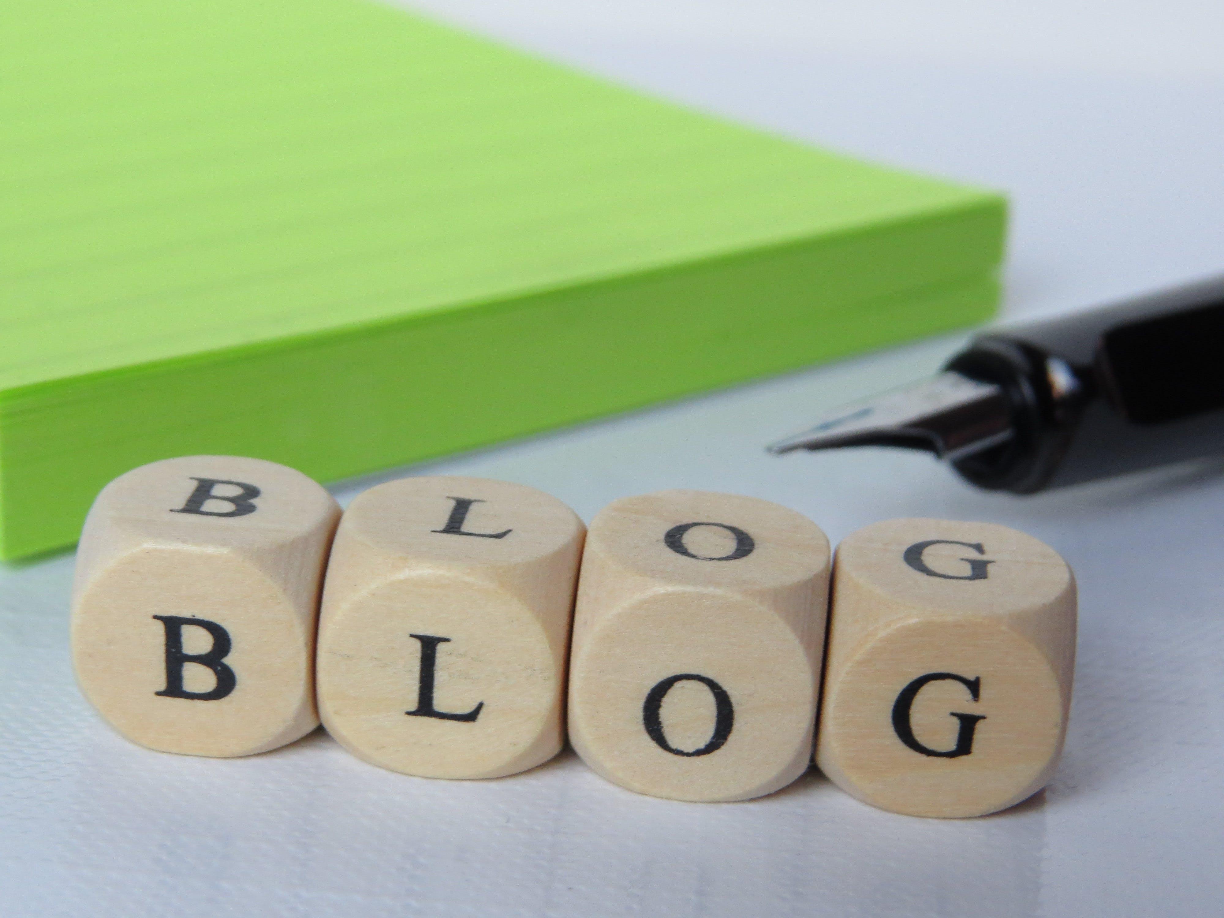 Blog Boggle Bricks