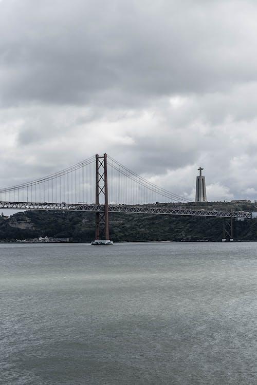 Безкоштовне стокове фото на тему «Лісабон, міст, річка»