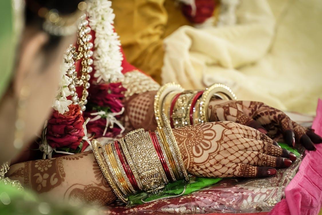 düğün, durulama, el