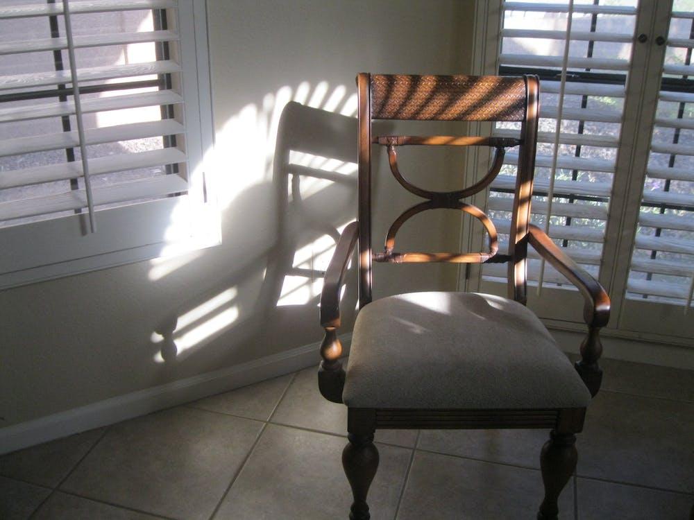 chair, floor, furniture