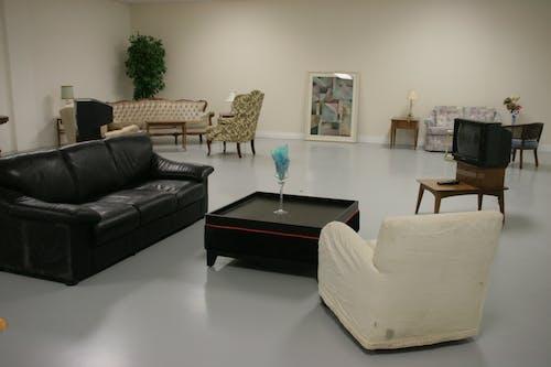 內部, 咖啡桌, 地板, 室內 的 免费素材照片