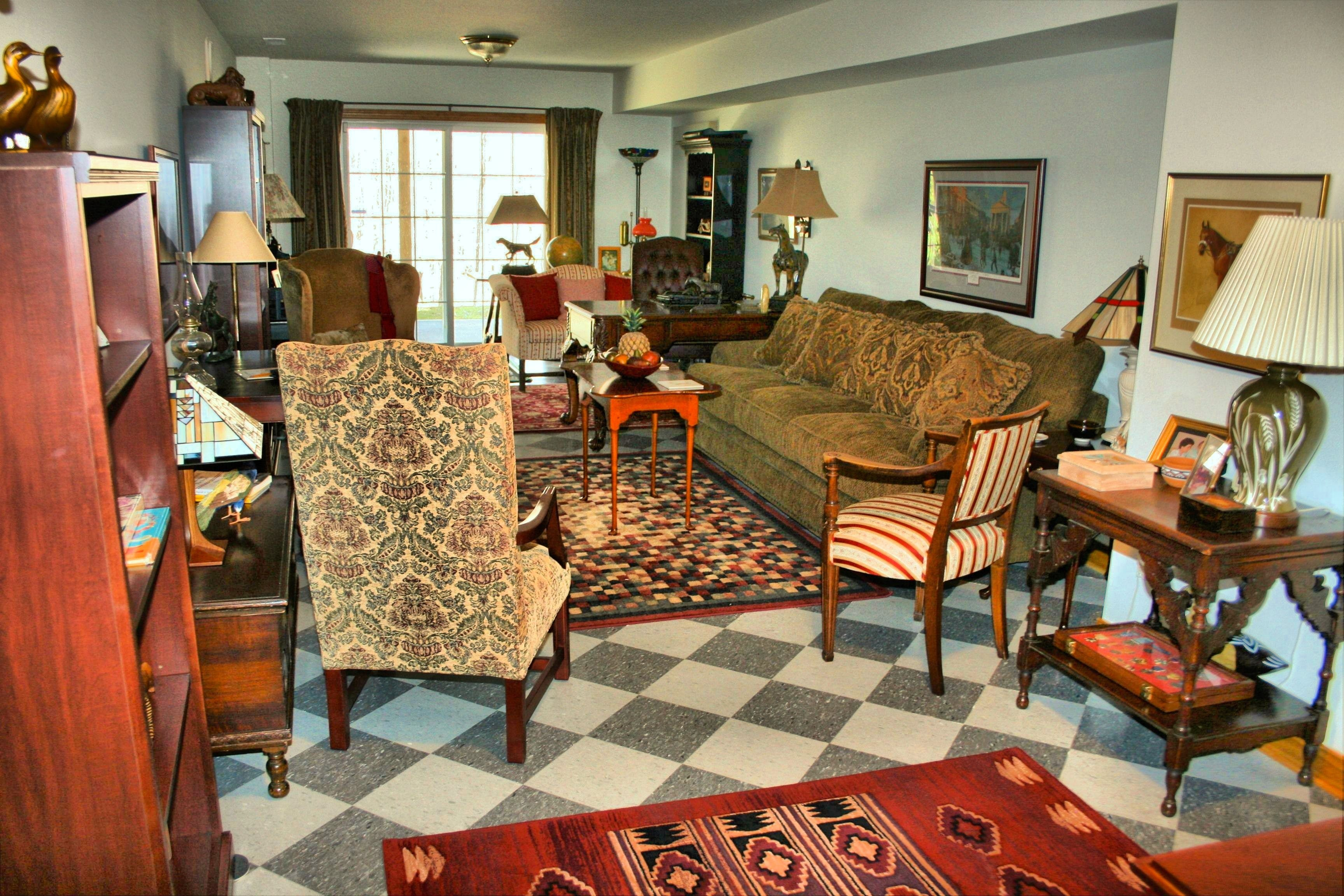 accessories, apartment, carpet