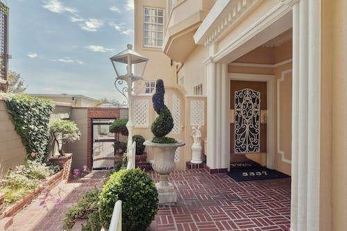 Ingyenes stockfotó bejárat, építészet, lakóház, rezidencia témában