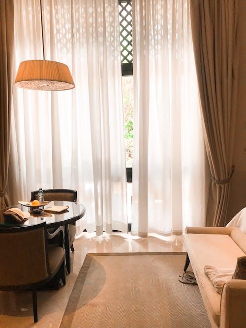Imagine de stoc gratuită din aspect, cameră, canapea, comod