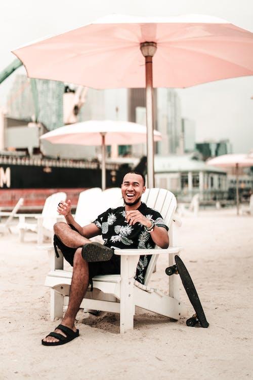 Fotos de stock gratuitas de al aire libre, brazalete, camisa hawaiana, Canadá