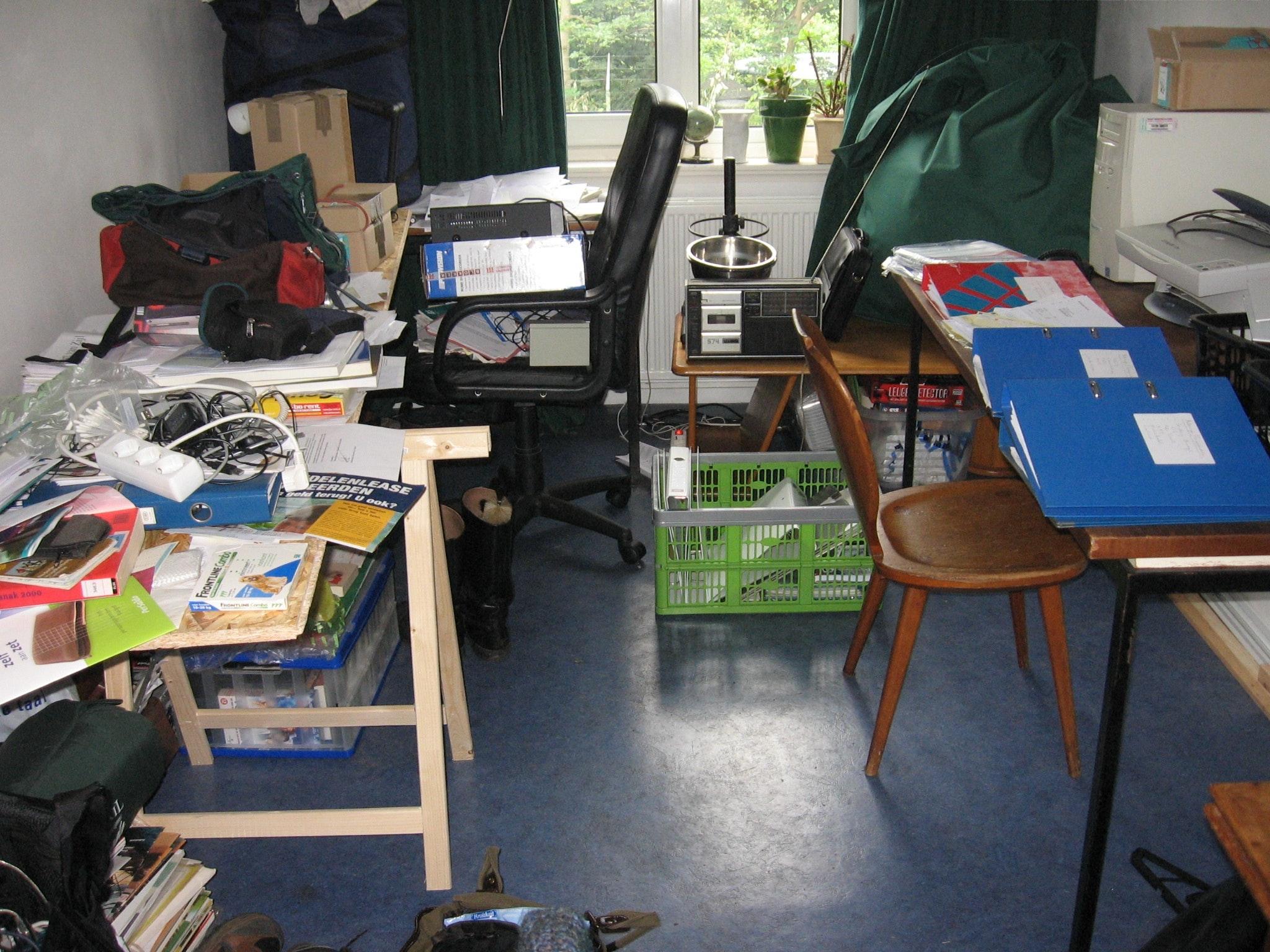 Kostenloses Foto zum Thema: chaos, unordnung, wohnzimmer