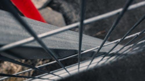 Darmowe zdjęcie z galerii z czerwony, fechtować, makro, metal