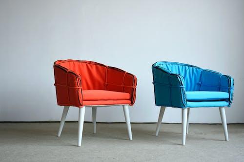 Photos gratuites de chaises, concevoir, confortable, coussin