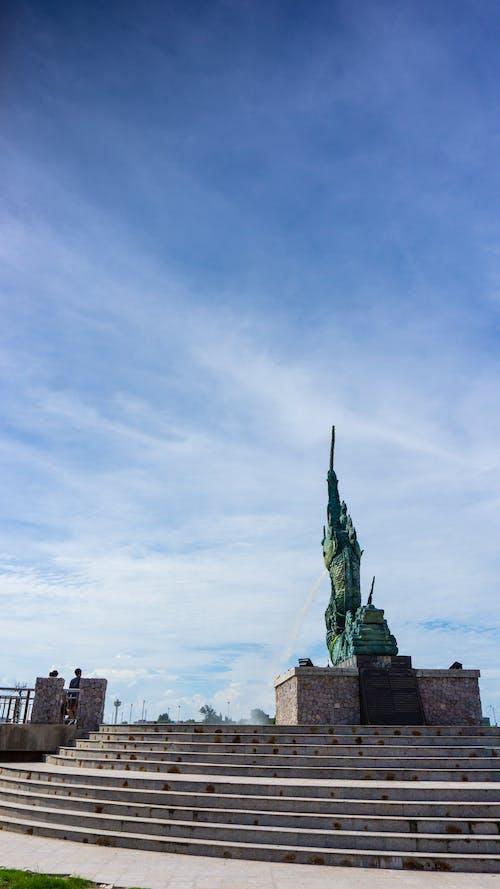 Безкоштовне стокове фото на тему «Азія, небо, статуя, Сходи»