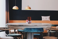 wood, restaurant, desk