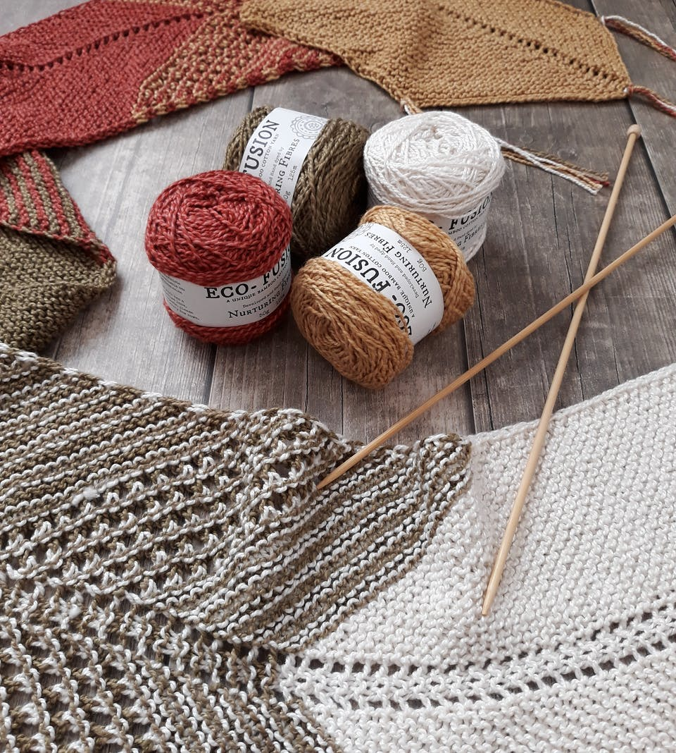 Knitting Math for Adapting Gauge