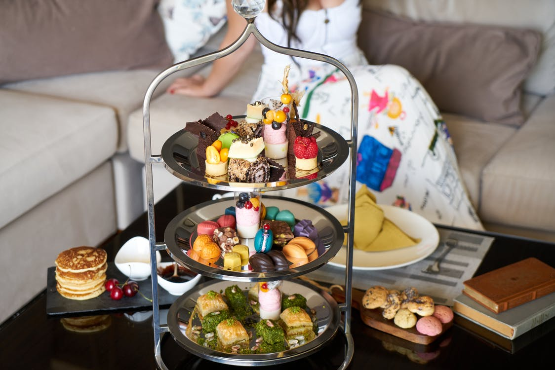 Photo Of Sweets On Top Of The Table