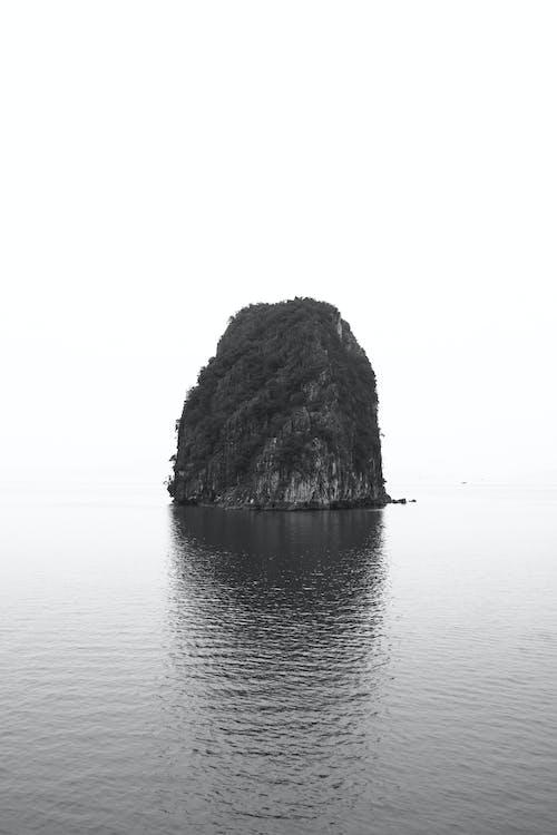Gratis lagerfoto af eventyr, geologisk formation, ha lang bay, hav