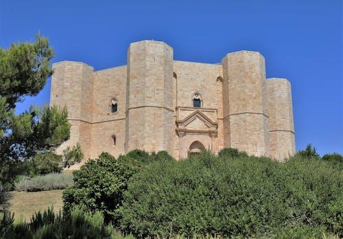 Foto profissional grátis de castelo