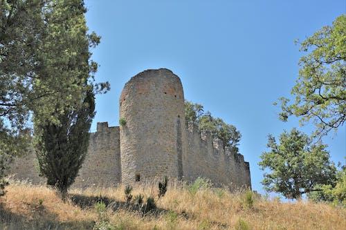 Gratis arkivbilde med gammelt slott