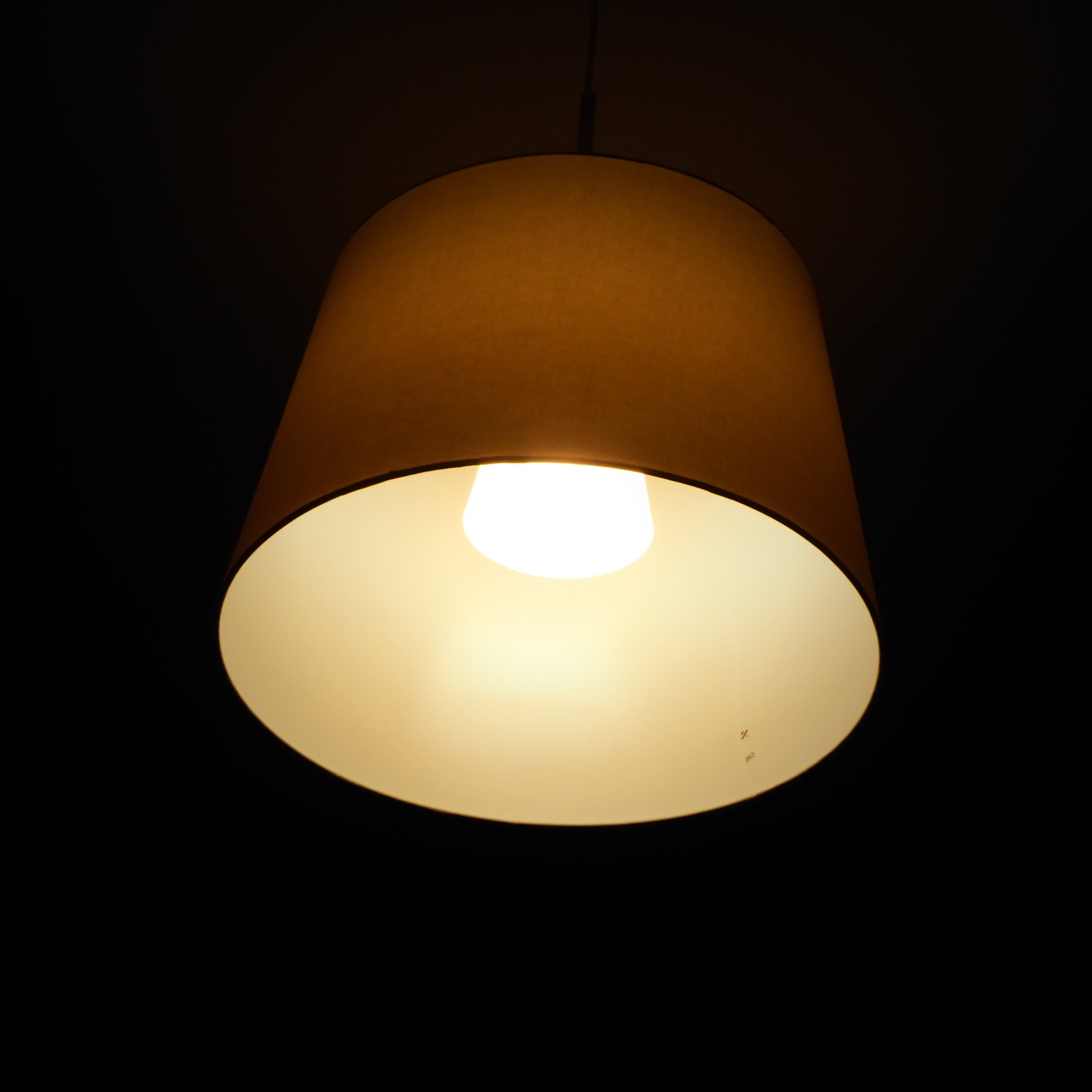 Free stock photo of ceiling lamp, lamp, lampshade, light