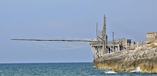 Foto profissional grátis de à beira-mar, pescaria