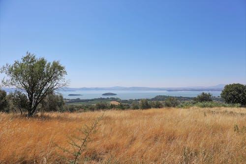 Gratis arkivbilde med datamaskin bakgrunnsbilde, fjell, innsjø, landskap