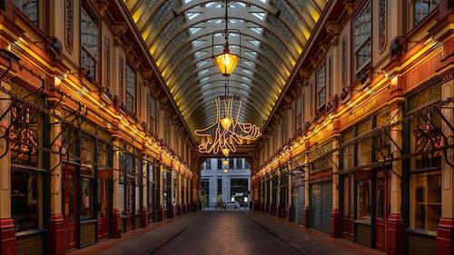 Foto d'estoc gratuïta de Anglaterra, arquitectura, llums, Londres