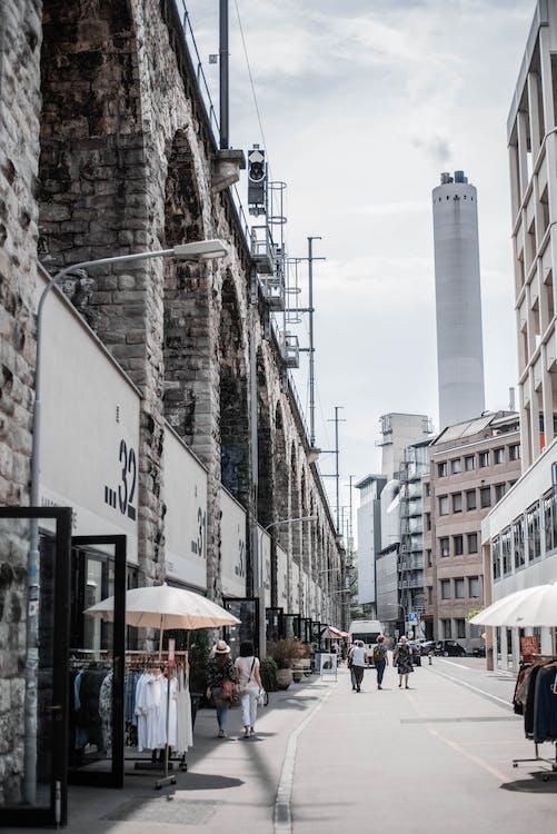 архитектура, бизнес, город