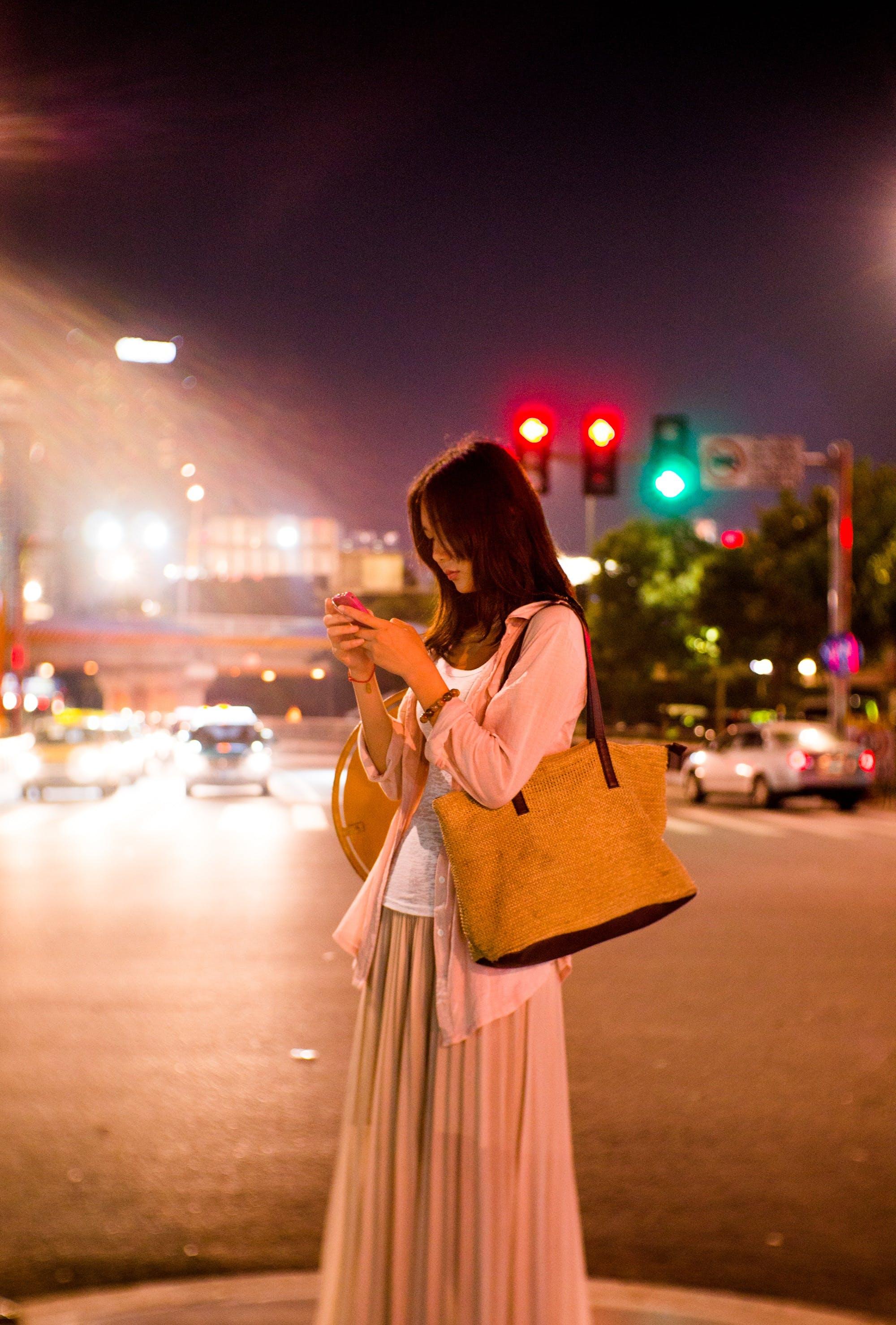 Free stock photo of asia, city, dream, female
