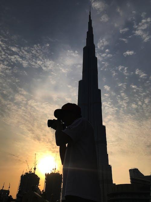 Безкоштовне стокове фото на тему «архітектура архітектурна, Бурдж Халіфа, Дубай, дубай центр»