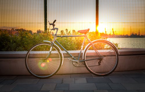 Free stock photo of bicycle, bike, cool, moody