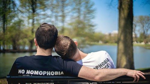 Δωρεάν στοκ φωτογραφιών με gay-h, LGBT-h, αγάπη, άνδρας