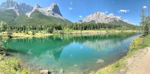 Foto d'estoc gratuïta de banff national park, vista panoràmica