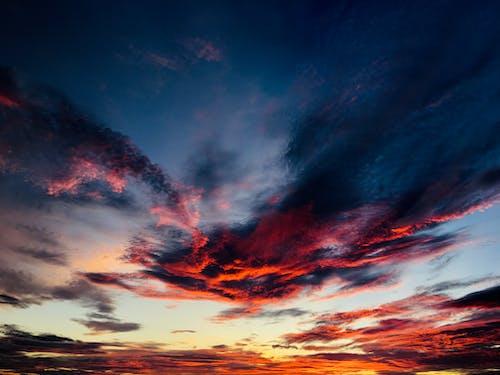 Kostnadsfri bild av #sunset #dusk #twilight #forever