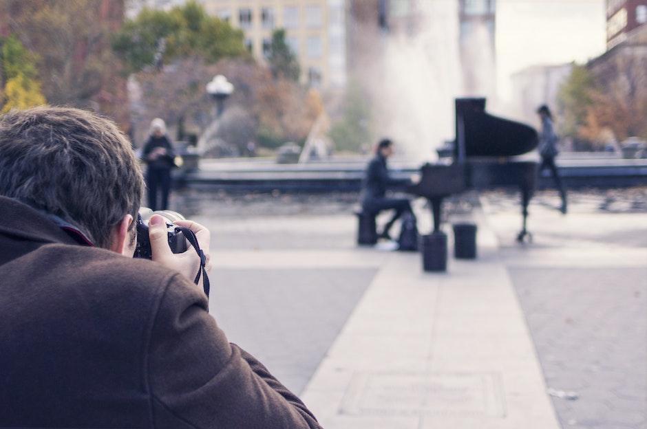 art, artist, camera
