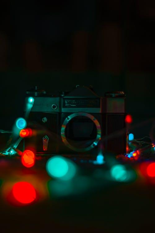 Foto d'estoc gratuïta de artefacte, bokeh, dispositiu, equip per a la càmera