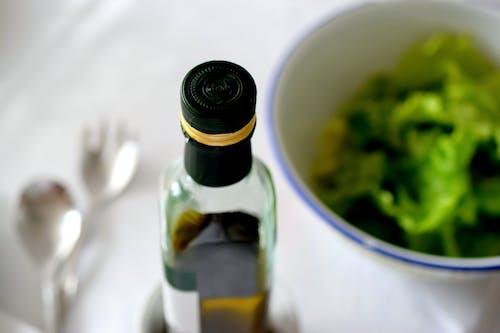 Close-Up Photo of Bottle