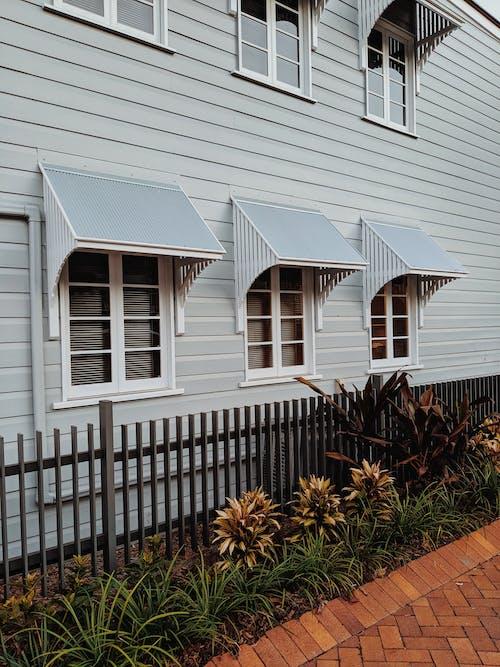 Kostnadsfri bild av anläggning, arkitektur, bakgård, bungalow