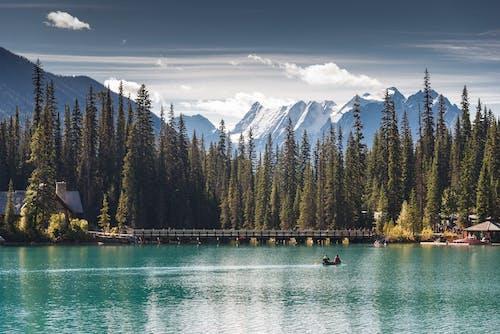 Gratis stockfoto met avontuur, bergen, bergmeer, bergtop