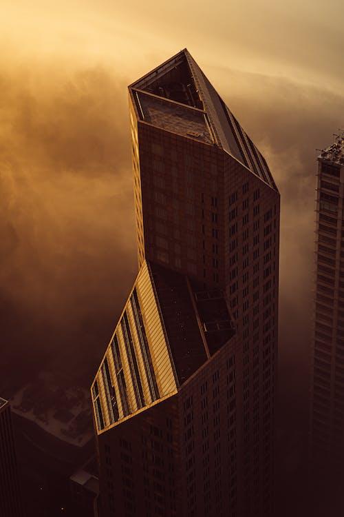 Ilmainen kuvapankkikuva tunnisteilla arkkitehdin suunnitelma, arkkitehtuuri, auringonlasku, business