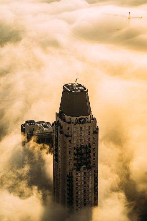 Photos gratuites de architecture, bâtiment, building, d'en haut